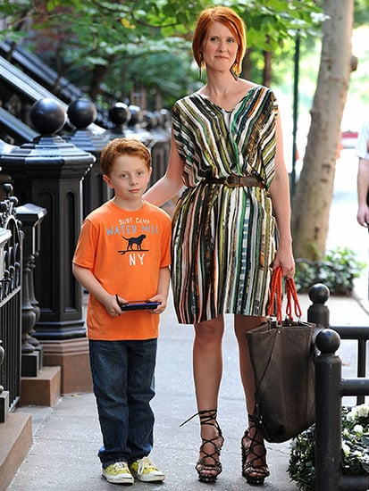 Miranda Hobbes' Son from Sex and the City Is All Grown Up!