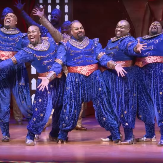 Aladdin on Broadway Performs 5-Genie Medley Video 2019