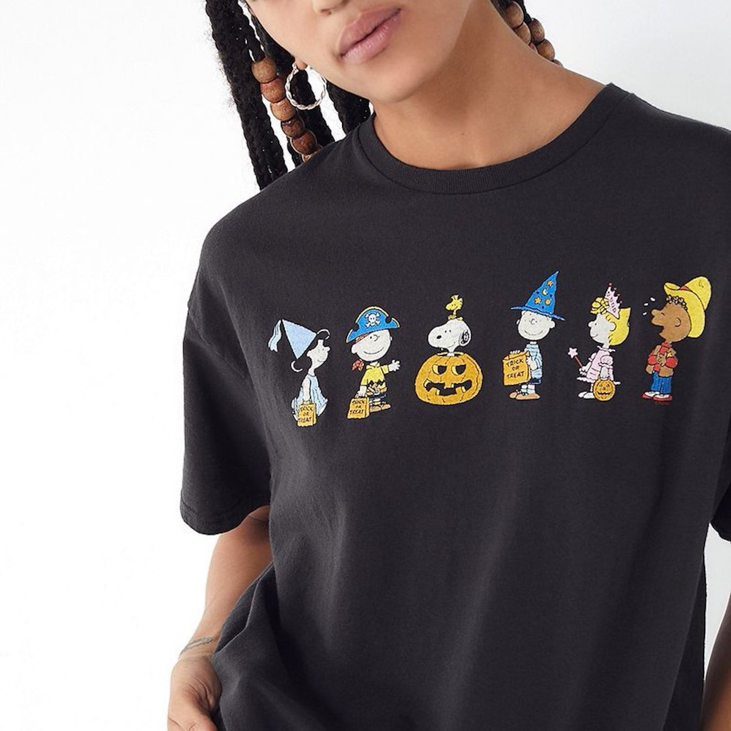 junk food peanuts halloween tee | halloween shop at urban outfitters