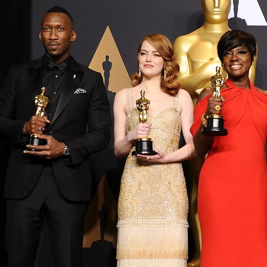 Oscar Presenters 2018