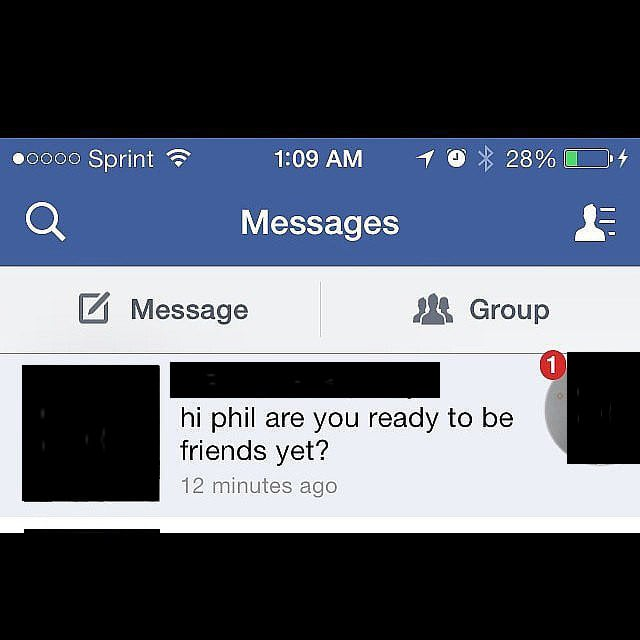 Will a child ever be ready?