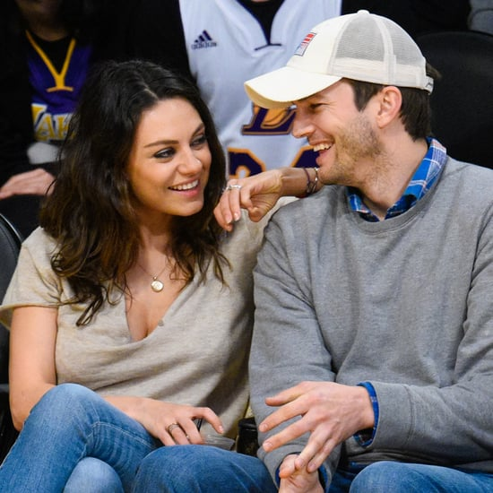 Mila Kunis Talks About Love With Ashton Kutcher