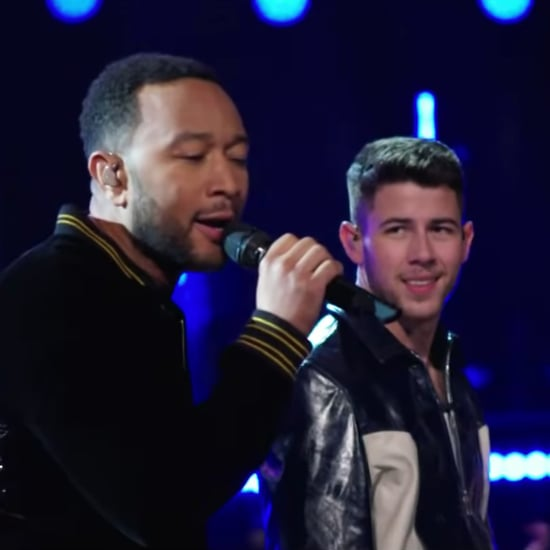 "Watch All Four The Voice Judges Cover Nick Jonas's ""Jealous"""