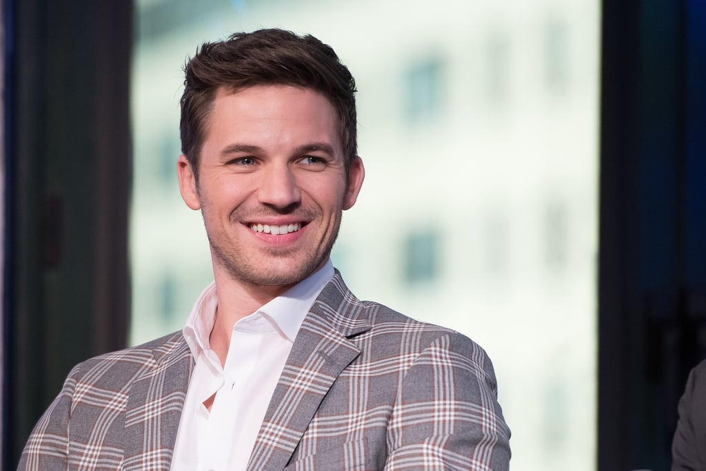 Matt Lanter is currently causing a fan-frenzy with his role as Wyatt on Timeless, but he's been making hearts swoon for a while now. Aside from his starring role on the hit show 90210, the 33-year-old, who has been married to Angela Stacy since 2013, was also in the Sci-Fi romance Star-Crossed, in which he proved that his good looks really are out of this world. Keep scrolling for some of his hottest moments to date.      Related:                                                                                                           5 Places You've Seen Matt Lanter on Screen