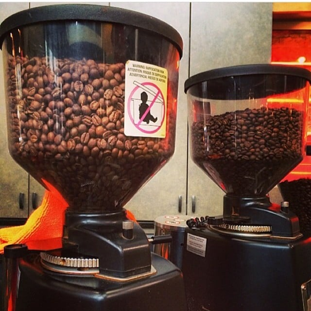 No Babies in the Coffee Beans