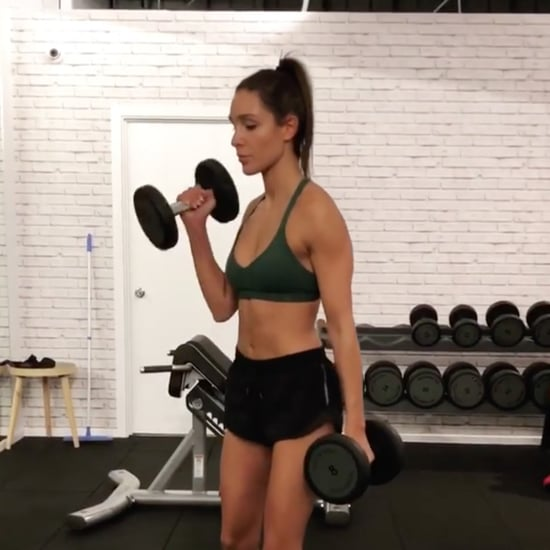 Kayla Itsines Workout With Weights