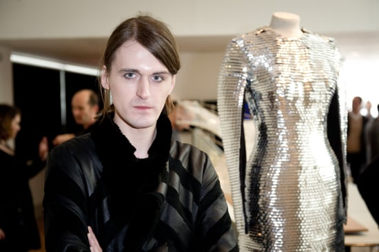 Gareth Pugh Didn't Sell A Piece of Clothing Until His Fourth or Fifth Show