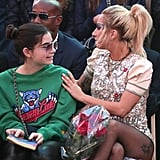 Lady Gaga at Tommy Hilfiger Spring 2017 Show