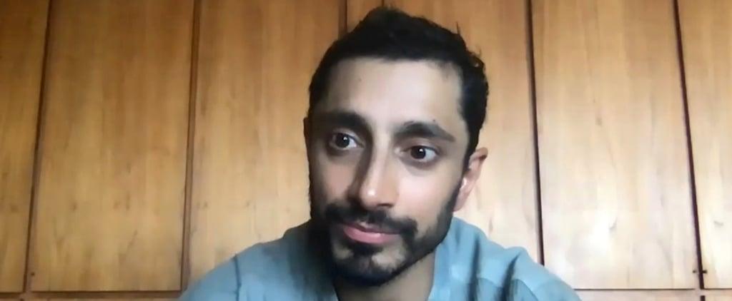Riz Ahmed Shares Family's Response to His Oscar Nomination