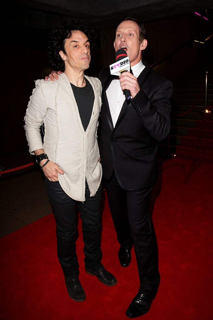 Paul Kapsis and Todd McKenney