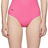 Fendi Pink Ruffle Swimsuit
