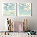 Nursery Cloud Prints