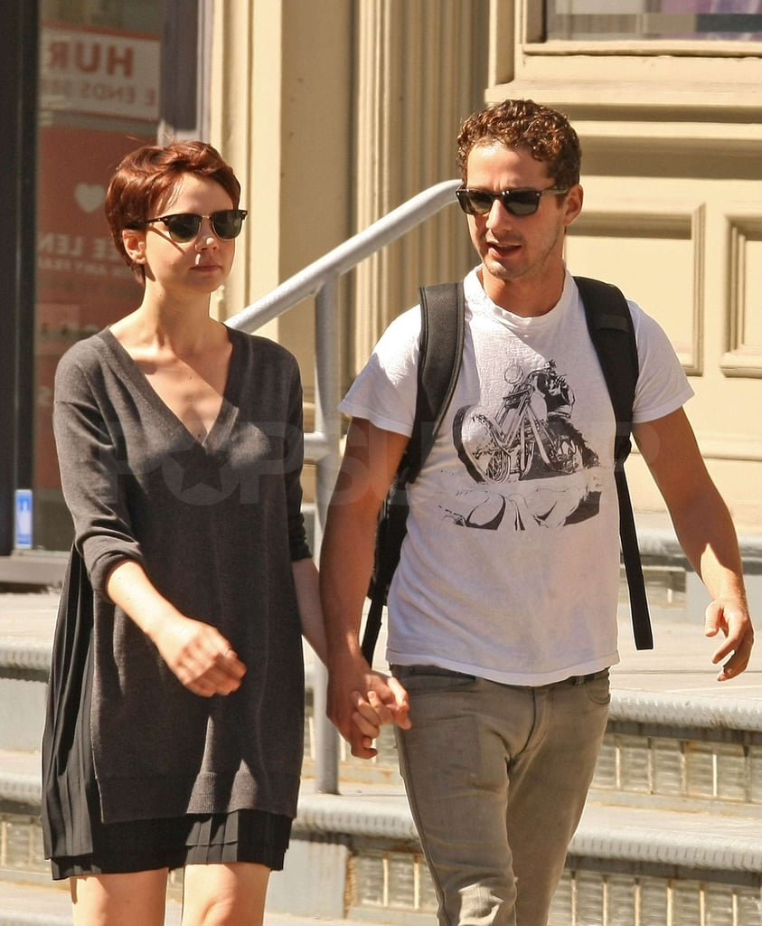 Photos of Shia and new GF