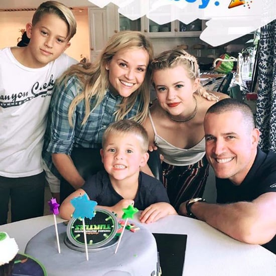 Reese Witherspoon's Son Tennessee's Birthday Party 2016