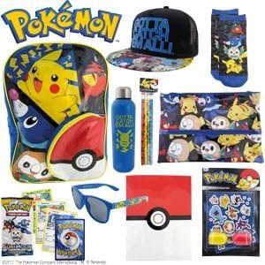 Pokemon Showbag ($28) Includes:  Backpack  Pencils  Socks