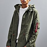 Alpha Industries M59 Fishtail Parka Coat
