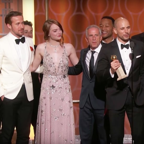 La La Land Wins Best Musical Movie at 2017 Golden Globes