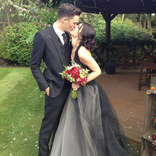 Gothic Celeb Weddings