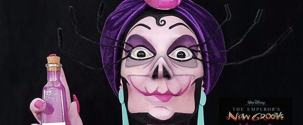 Disney Villain Makeup Transformations