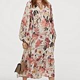 H&M Mama Glittery Dress