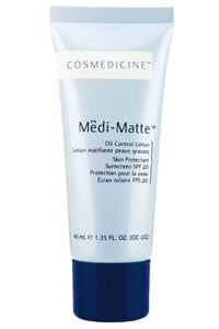 User Review: Shiloh Jolie Pitt on Cosmedicine Medi-Matte Oil Control Lotion SPF 20