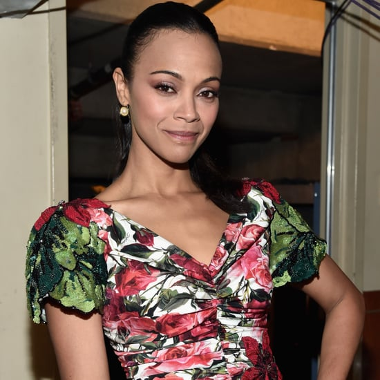 Did Zoe Saldana Have a Surrogate For Her Third Son?