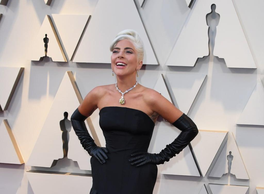 Lady Gaga's Dress at the 2019 Oscars
