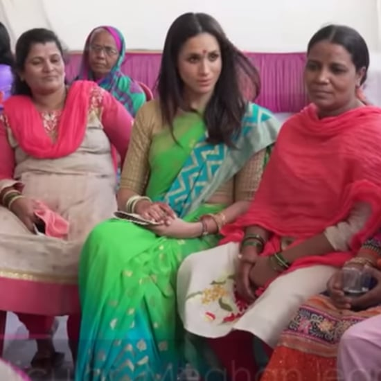 Meghan Markle Visiting India With World Vision Old Video