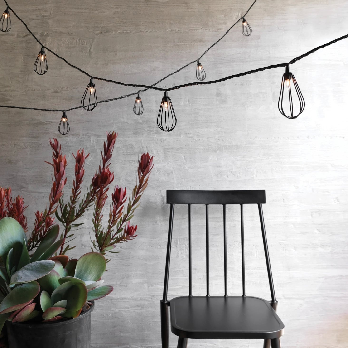 size 40 d4d14 20c64 Wire Outdoor String Lights | Target's Patio Furniture Is ...