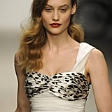 Sideswept retro waves were the order of the day at the PPQ show for Fall 2012.
