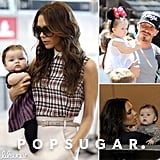 Harper Beckham's Sophisticated Bonpoint Look