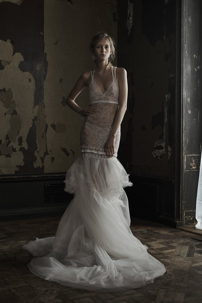 Collection: Vera Wang Spring 2016