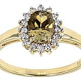 Colour Change Zultanite 14k Yellow Gold Ring