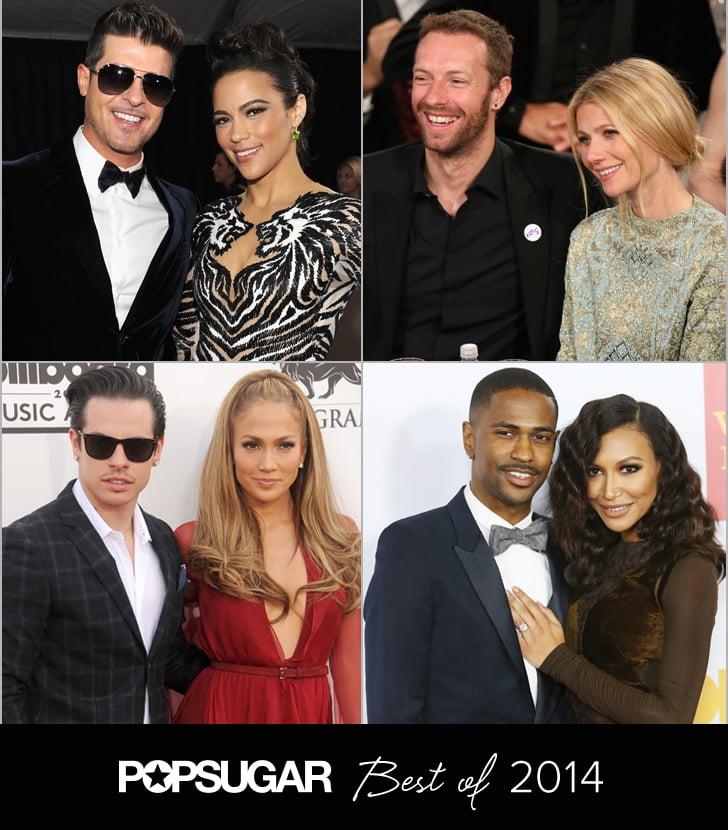 It's Over: The Biggest Celebrity Breakups of 2014