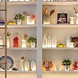 Organize the pantry.