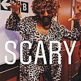 A.J. McLean Totally Nailed Scary Spice in This Getup