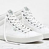 Cariuma OCA High Off White Canvas Sneakers