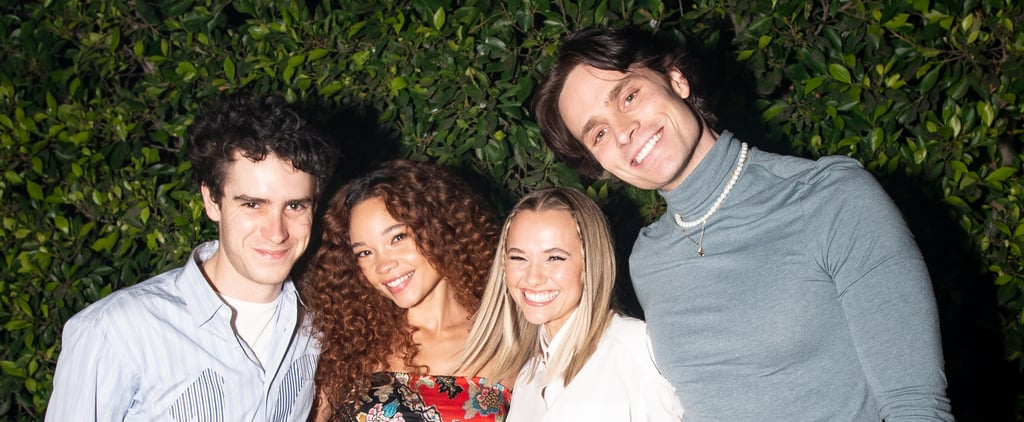 Cute Photos of the I Know What You Did Last Summer Cast