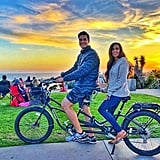 Take a Tandem Bike Ride