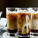 Iced Whiskey Coffees
