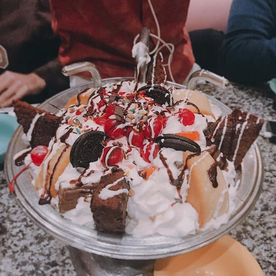 Kitchen Sink Sundae at Disney World