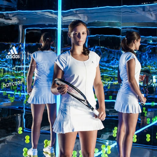 858643ac3bd Stella McCartney for Adidas Debuts 1st Tennis Collection | POPSUGAR Fashion  Australia