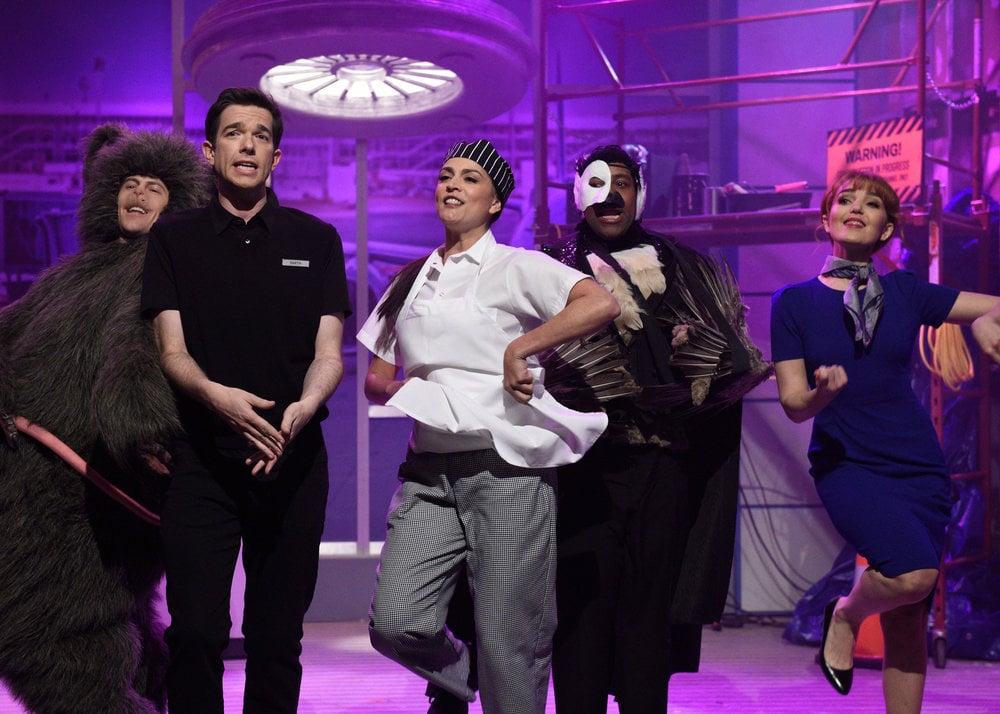 Saturday Night Live's Season 46 Cast