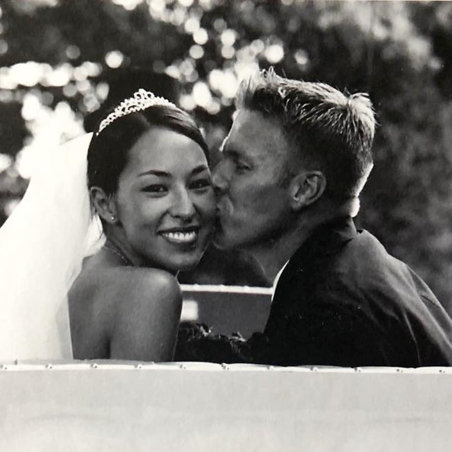 Chip And Joanna Gaines Wedding.Chip And Joanna Gaines Wedding Photo Popsugar Family