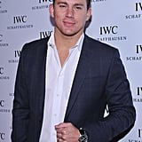 Channing Tatum attended an event in NYC.