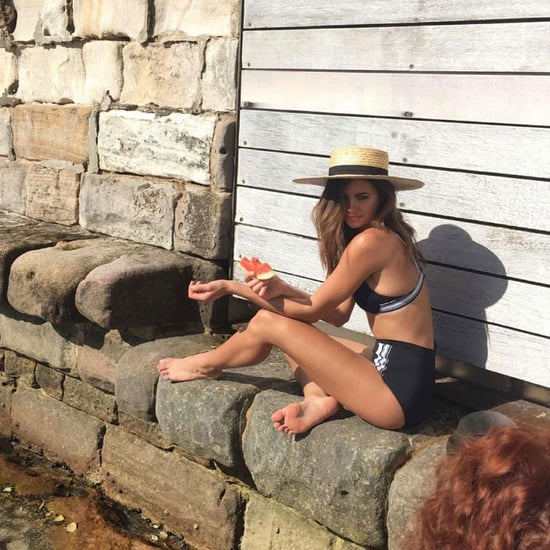 Jesinta Campbell Beauty and Travel Tips