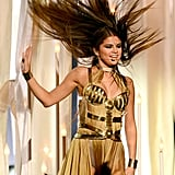 Selena Gomez performed at the Billboard Music Awards.