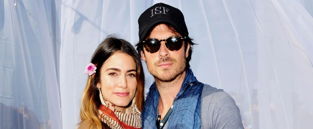 Ian Somerhalder and Nikki Reed Cozy Up to Each Other at a Charity Event