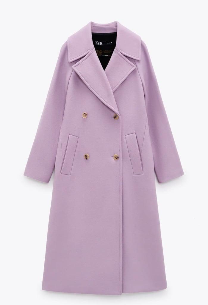 Shop: Wool Blend Coats