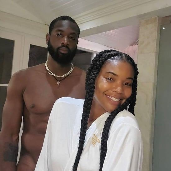Dwyane Wade's Kids React to His NSFW Birthday Photo